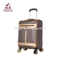 Airport 19''/22''/26'' carry on PU leather trolley bag luggage