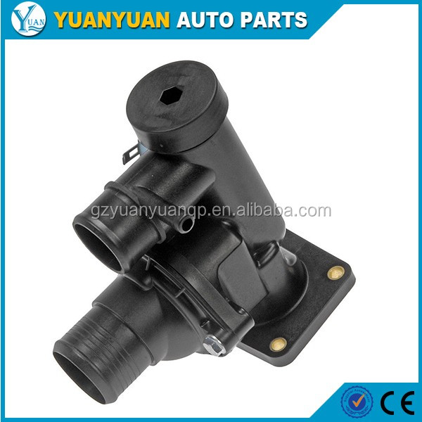 902215 Xw4z8592aa Xw4z8592bd Coolant Thermostat Housing For D Rhalibaba: 2000 Lincoln Ls Thermostat Location At Gmaili.net