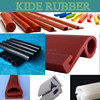 High temperature silicone seal for food processing industry