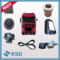 replacement heavy duty truck rust free spare parts