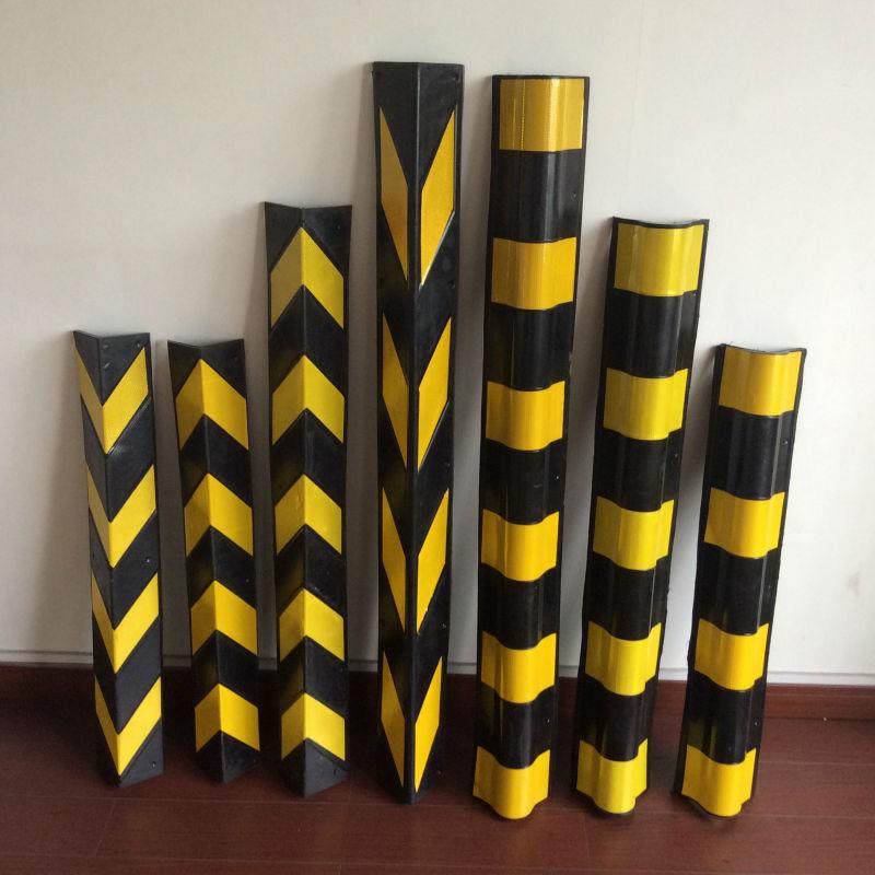 Rubber Corner Guard Rubber Wall Corner Guard Round And