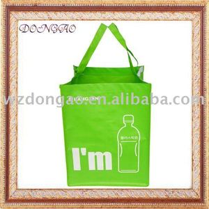 Best price superior quality pp woven big shopper palm woven garbage bag