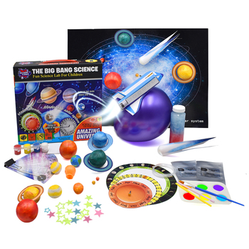 2019 Do it yourself innovative learning kits of Amazing Universe