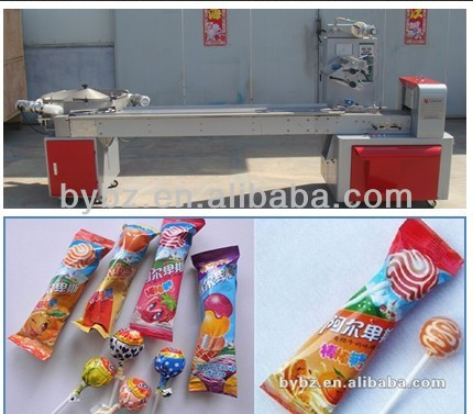 Stable Operation YB-600 Automatic Lollipop Packing Machine / 0086-13916983251