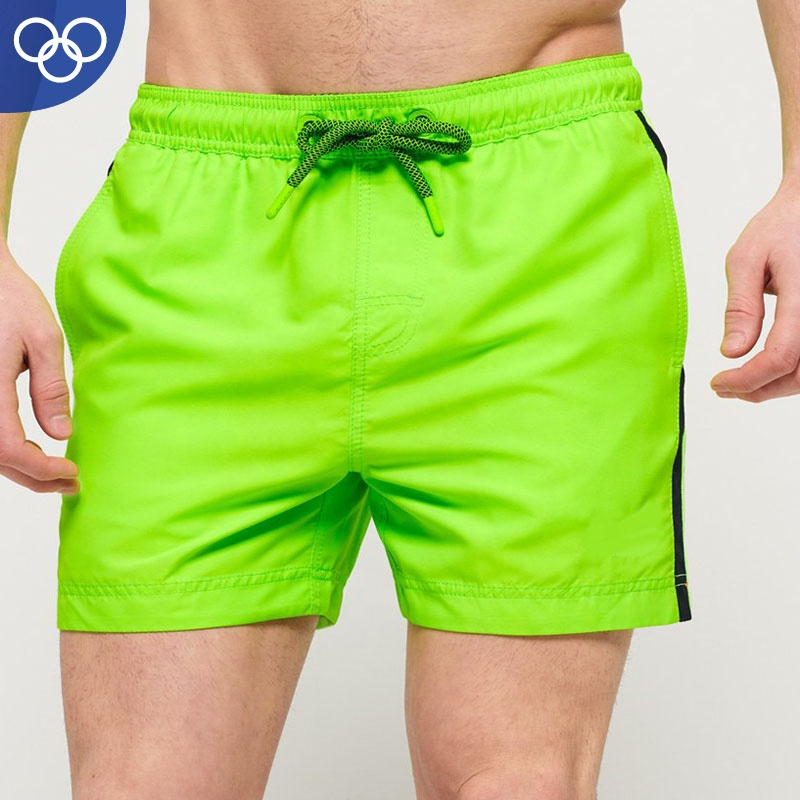 Factory Wholesales Polyester Spandex Mens Board Shorts Custom Men Swimwear Beach Shorts