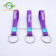 Personalized customized logo cheap silicone keychain