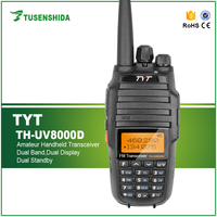 Baofeng High Power 10W Long Range digital TH-UV8000D Handheld walkie talkiesUHF/VHF Portable Fm Two Way Radio