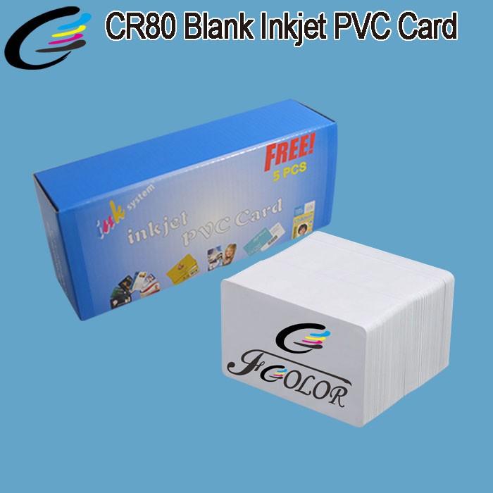 Continuous Print Smart ID Card Printer for Epson L805 PVC Card Printer