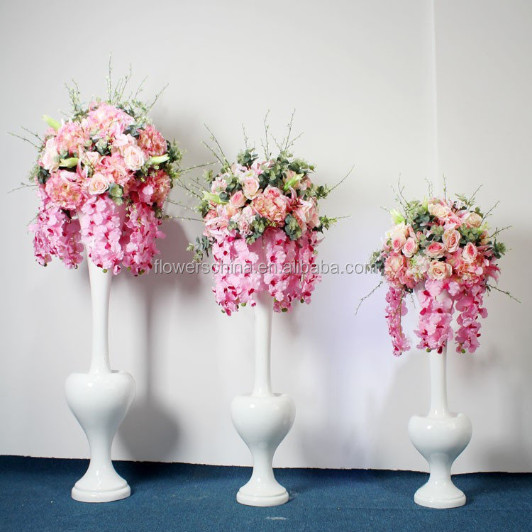 wholesale fabric glass vases for flower wedding buy flower vases for flower fabric glass