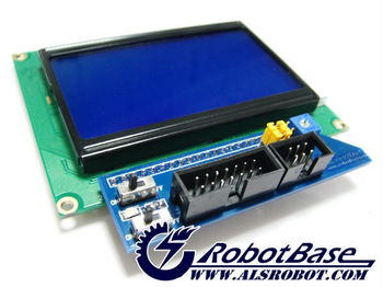 SPI LCD12864 Module Expansion Board