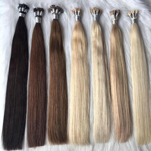 Beautymax Hair Good Quality Italian Keratin 100% Remy Virgin Brazilian hair, Micro bead hair Extension