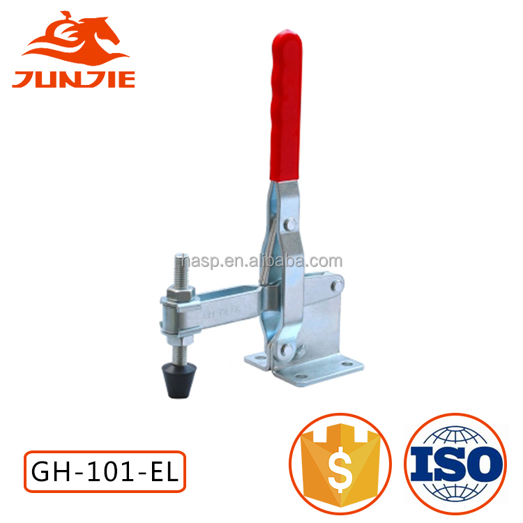 GH-101EL JieDeLi Machine Pull Action Manual Toggle Clamps