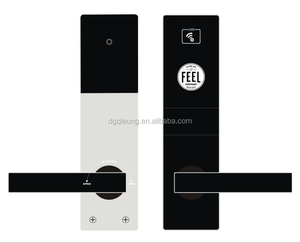 RFID Hotel Room key Card lock system Hotel door lock free software QL lock T9