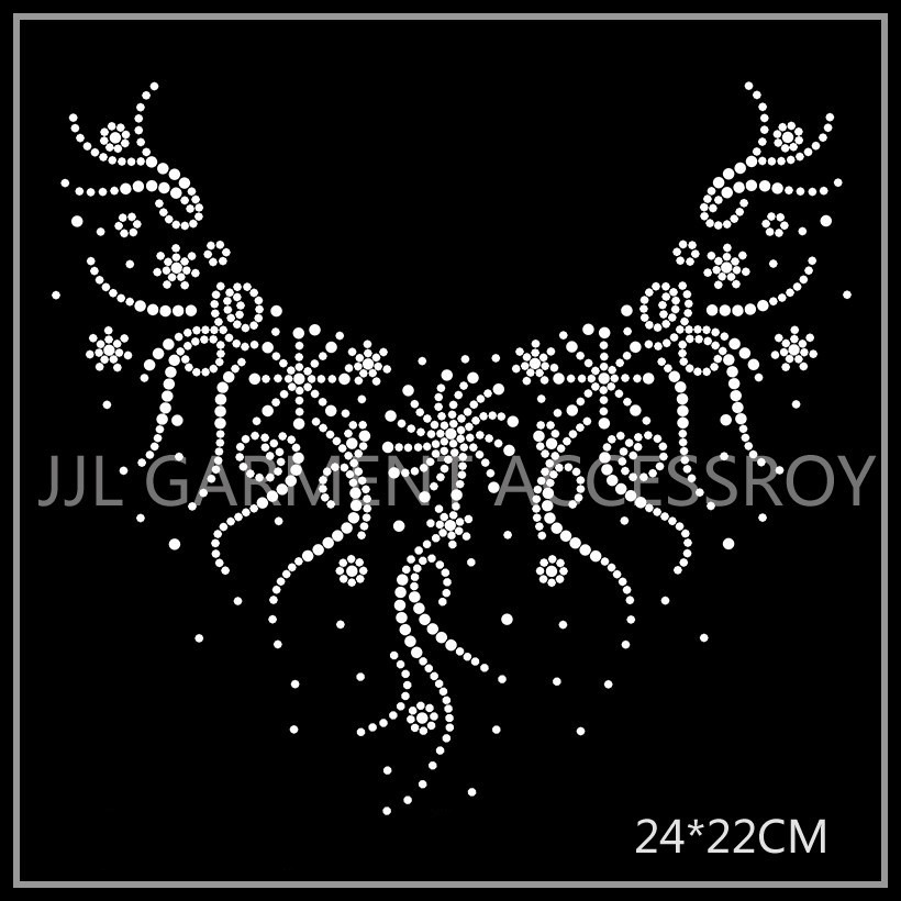 1. Please remove protective plastic backing from transfer. Place transfer  motif on garment or fabric. 0714da6d565a