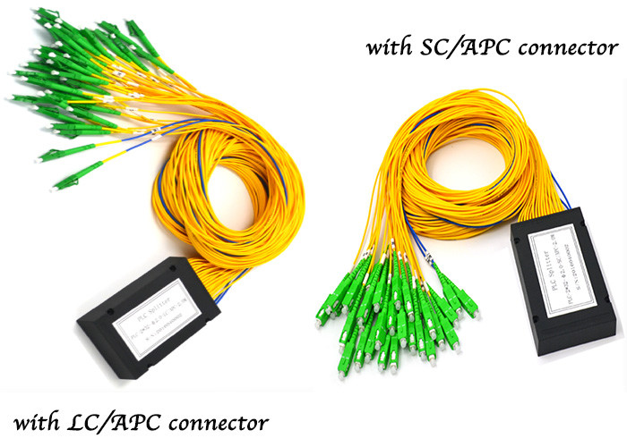 Military Armored Fiber Optic Patch Cord Pigtail Jumper Cable With LC/SC/ST/FC Connectors