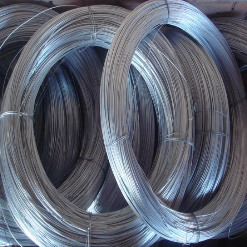Different diameters galvanized iron wire/samples for free