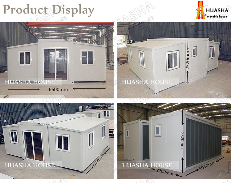 China Iso Certification Prefabricated Modular Mobile House Plan