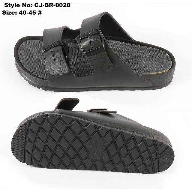 dd860d4ead7e Custom Men EVA Sandals Beach Slippers sandal