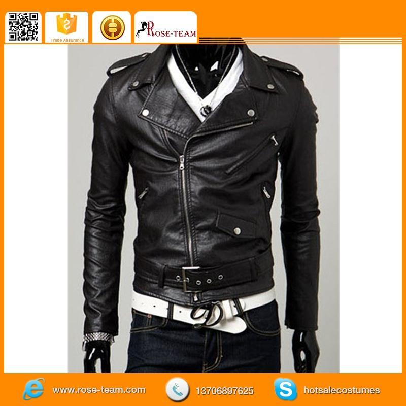 Leather Glove Patterns,Pu Leathe,Faux Fur Collar Leather Jacket ...