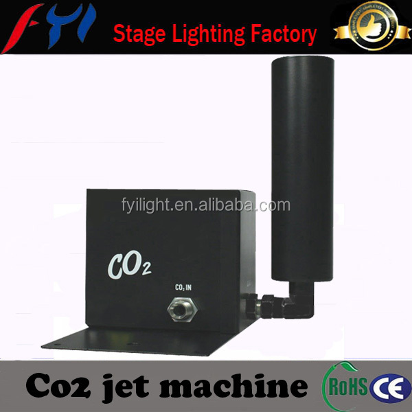 FYI Stage Lighting Factory stage effect CO2 jet machine