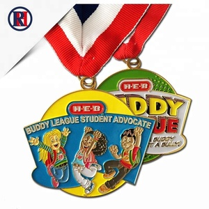 cheap Hot sale new design American gold medal of honor sport children Memorial Medal