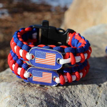Paracord Bracelet Plates