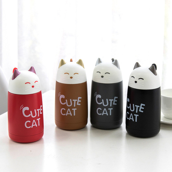 Oxgift Mug Cute Flask novelty Product Steel Cup Thermos Buy On Vacuum thermos Mug Novelty Cat Mug Stainless 4Rq3jL5A