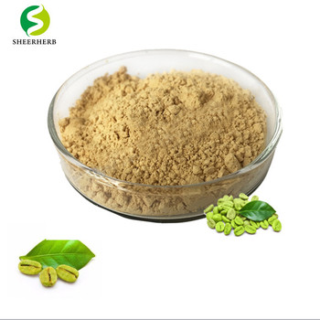 chlorogenic acid, green coffee bean extract powder, green coffee bean extract capsules
