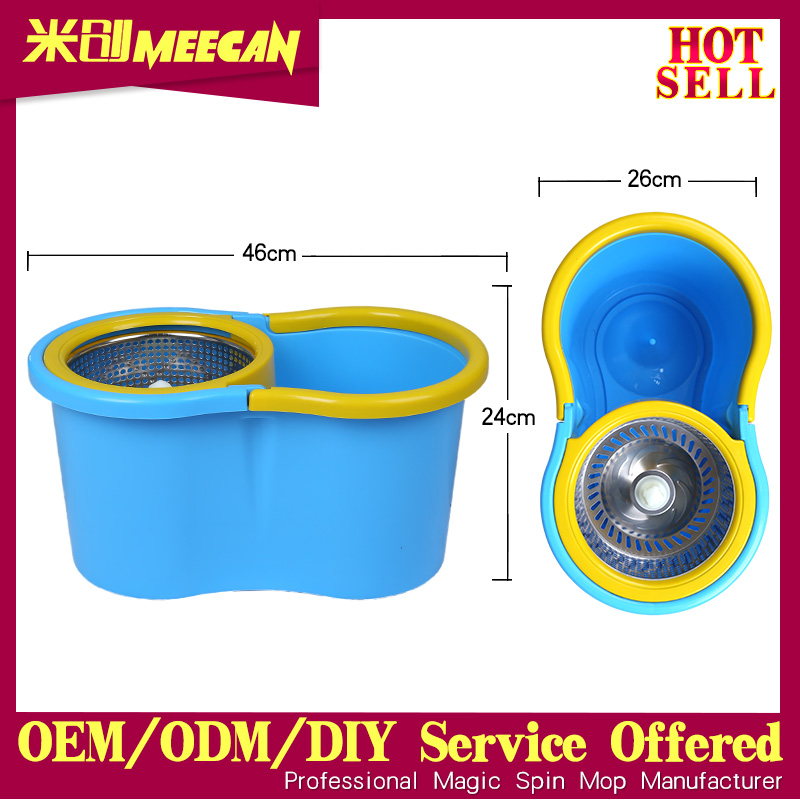 OEM high quality spin mop cleaning floor&360 magic spin mop