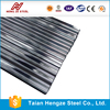 DX51D Galvanized Roofing Corrugated Sheet Metal Used