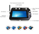 7 inch high resolution all in one Android mini POS with 3G/4G/wifi/GPS/bluetooth/Ethernet