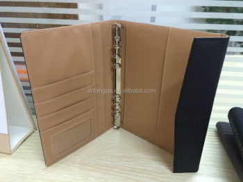 Personalized Customized A7 A6 Leather Notebook Cover