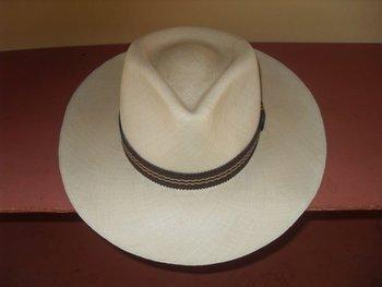 Authentic Aficionado Straw Panama Hat - SUPER FINO All Sizes -  Montecristi  - Ecuador  9a5e6966ff8