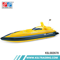 Hot selling 1:16 scale model plastic rc boat chinese children toys
