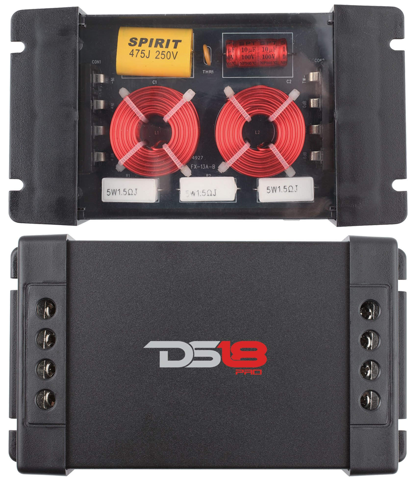 Cheap Crossover Pro Audio Find Deals On Line At Speaker Active Circuit Diagram Two Way Get Quotations Ds18 Cfx Passive 300w Car Tweeter Mid Range