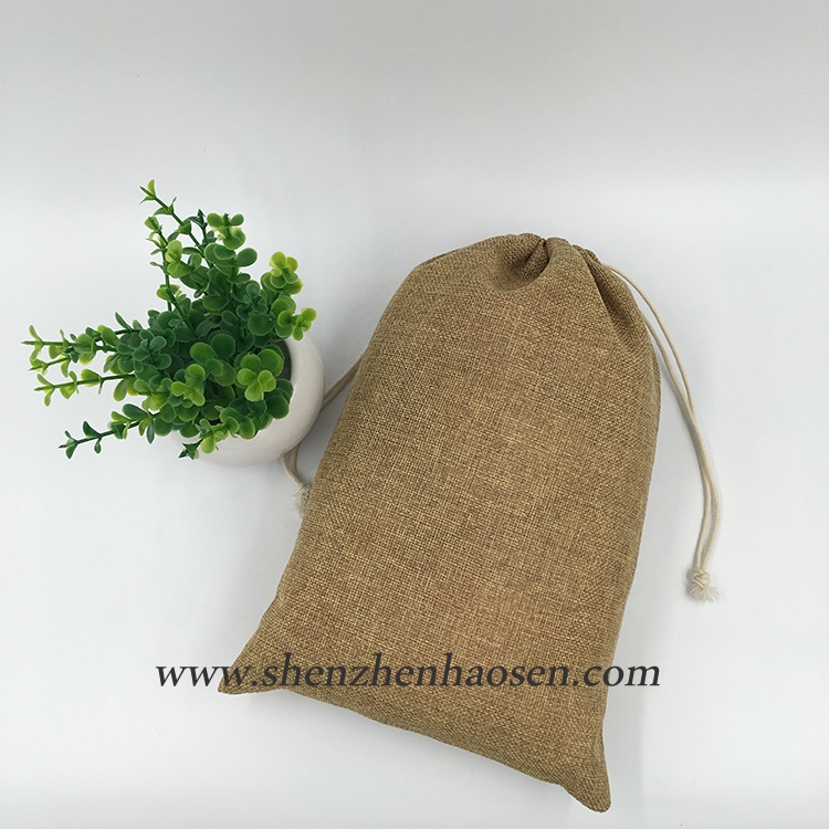High Quality Jute Bag For Daily Use Lunch Box In Thailand