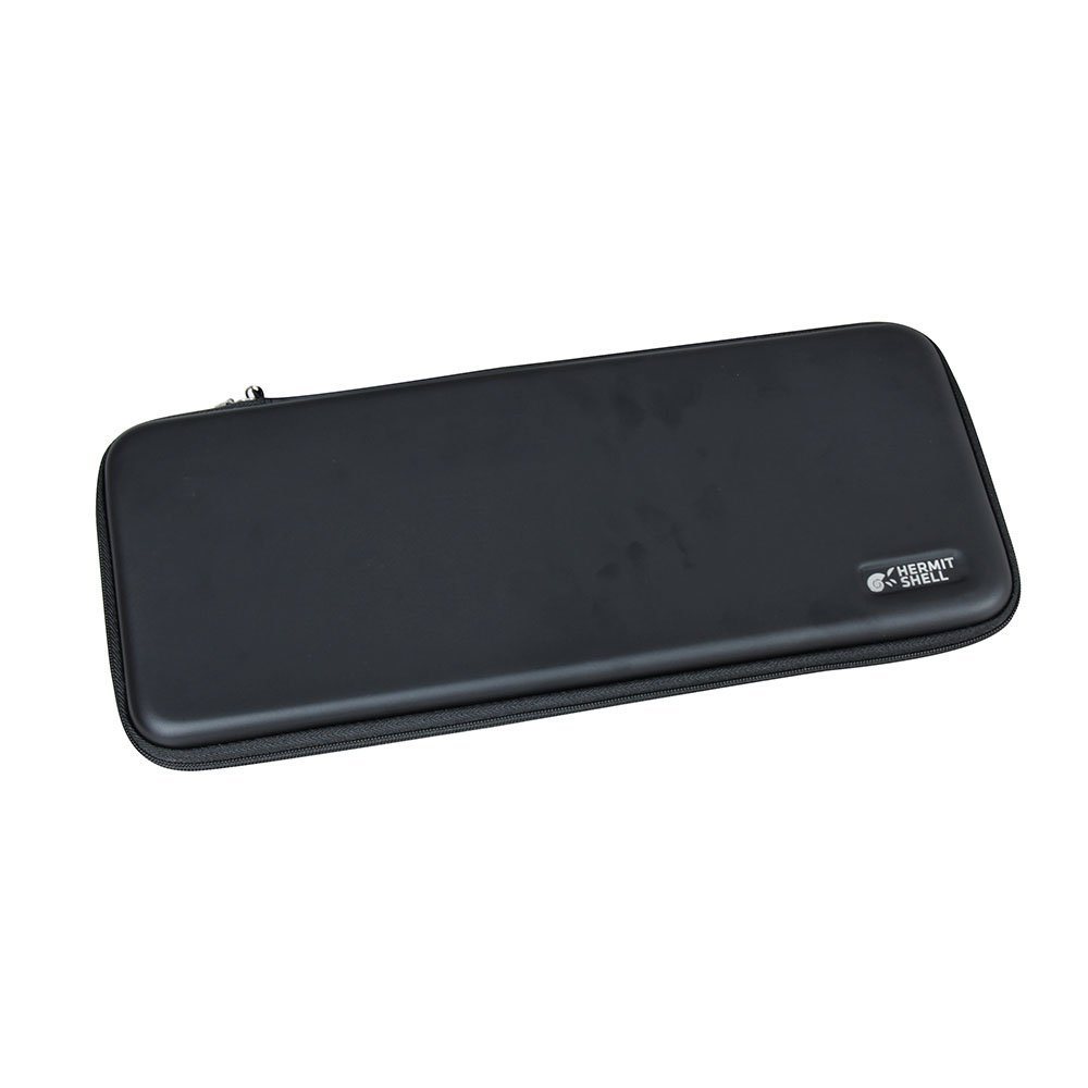 8cd4ef17a74 ... Carrying Pouch Cover Bag by Hermitshell. Get Quotations · For Microsoft  Wireless All-In-One Media Keyboard N9Z-00001 Travel EVA Hard