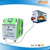 Fuel saving high power oxyhydrogen HHO gas for boiler combustion