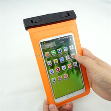 PVC eco-friendly waterproof phone case for universal phone,iphone,samsung,htc for iPhone