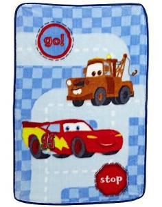 Disney Baby Cars Junior Junction Luxury Plush Throw