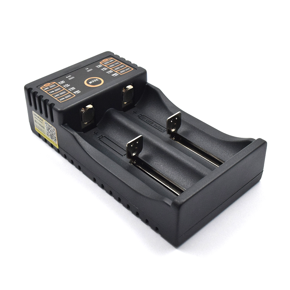 In stock High Quality charger for 18650 battery external battery charger