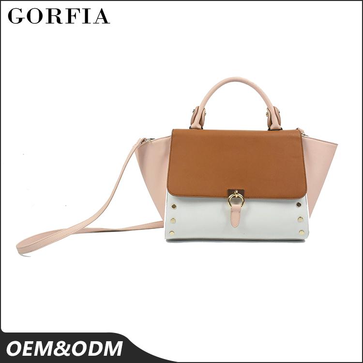 New arrival hot style promotion elegance trapeze designer women handbag bag