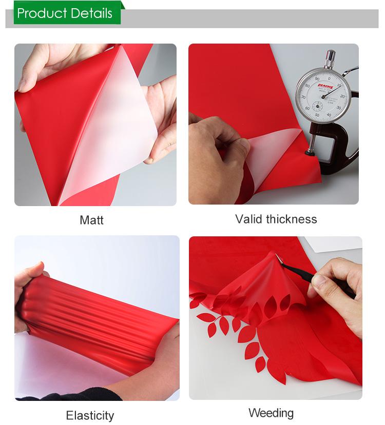Qingyi Бесплатная образец эластичный htv DIY груша костюмы Flex ПВХ Pu винил теплообмена для текстильной
