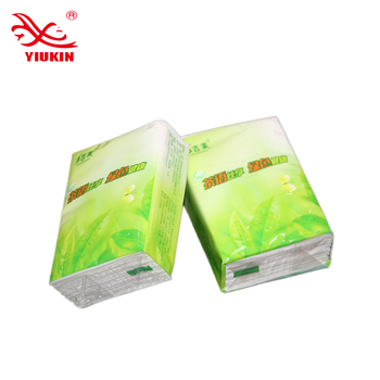 Customized Soft Pocket Pack Mini Small Facial tissue Factory Offer