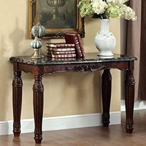 Get Quotations 247athome Idf 4292ex S Sofa Table Espresso