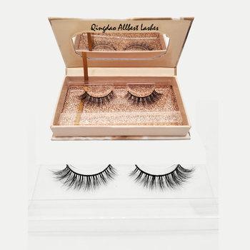 74b9cb01df5 2017 New Magnetic Closure Lashes Boxes Custom Mink Eyelash Box PackagingMOQ:  500 Pieces$0.85 - $3.50 /Piece