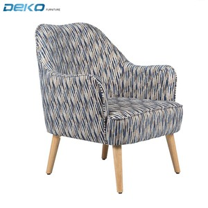 Hot selling Fabric accent chair, single seater sofa, armchair, cheap ARM CHAIR