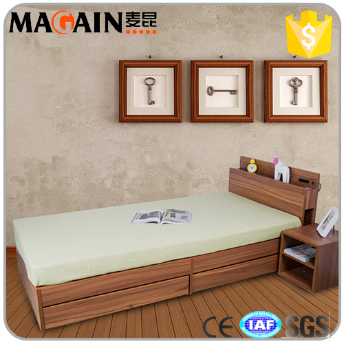 MDF Factory price Single Bed