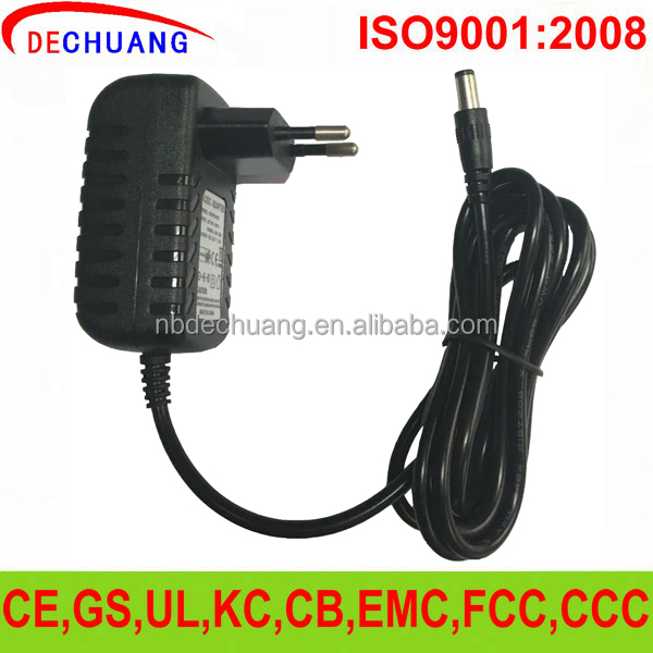 UL CE RoHS 12V2 A ac dc power adapter 12V adaptor