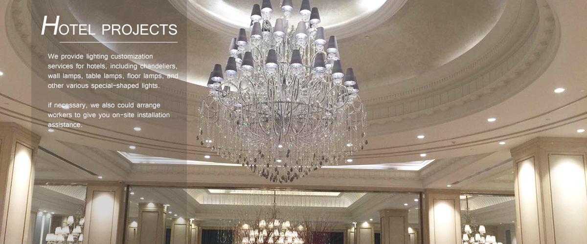 Zhongshan Jansoul Lighting Co Ltd Lighting Projects